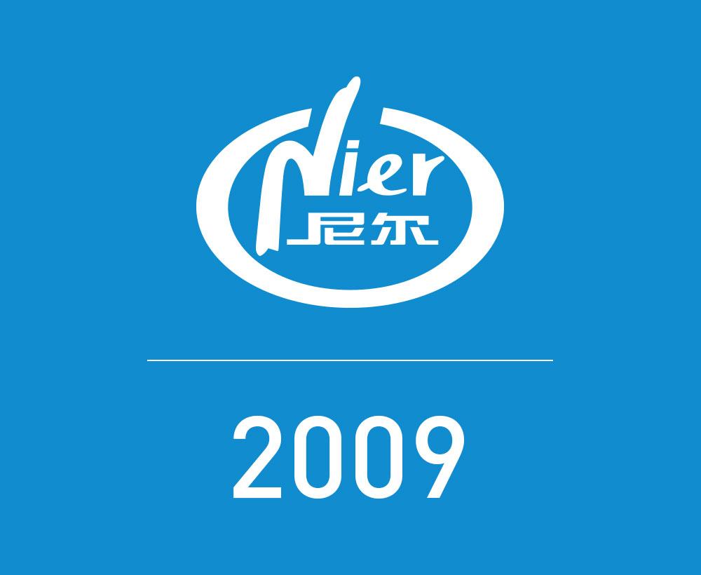 History of development in 2009